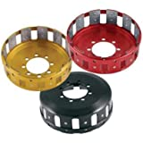 Barnett Performance Products Billet Clutch Basket, Gold