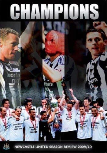(Newcastle United - Champions - Newcastle Utd Season Review 2009/10 [DVD])