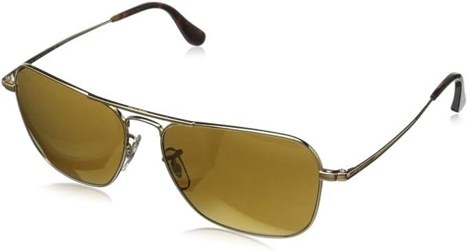 Ray-Ban RB8034K040KN358 Gafas, Gold/Habana, 0 para Hombre: Amazon.es: Ropa y accesorios