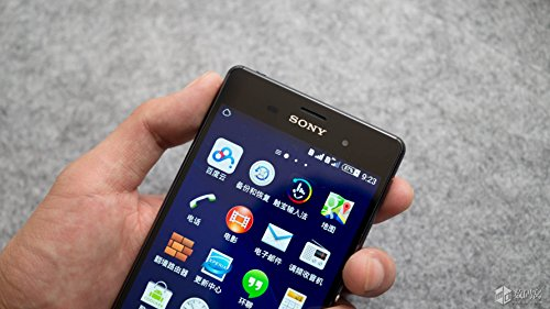 Sony Xperia Z3 D6633 Factory Unlocked, International Version, Black