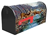 Sainty Art Works Toolbox Best Deals - Sainty Art Works 25-725 Caution in The Wind Mail Box
