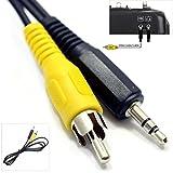 Walkera Devo F4 F7 FPV CVBS Composite Video RCA Wire Cable for Goggles/TV Screen