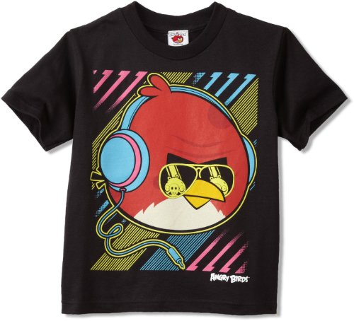 Angry Birds Boys Neon Shirt product image