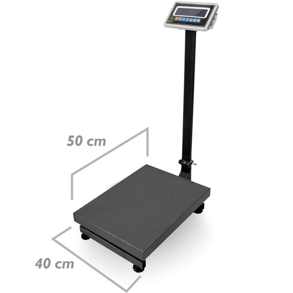 Cablematic - Balance industrielle avec la plate-forme 40x50cm 300kg Cablematic.com PN01021618200127953