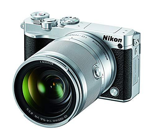Nikon 1 J5 Mirrorless Digital Camera w/10-100mm Lens  Intern