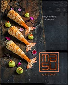 Book Masu: Fresh, contemporary, accessible Japanese for the home cook