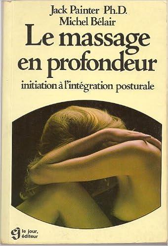 Livre Le Massage en Profondeur pdf