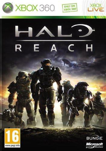 Microsoft Halo - Juego (Xbox 360, PAL, DVD, DEU, Xbox 360, Shooter ...