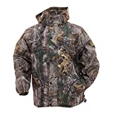 Frogg Toggs Pro Action Rain Jacket, Realtree Xtra, Size Large