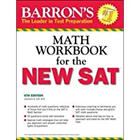Math Workbook for the New SAT by Lawrence S. Leff - Paperback