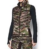 Under Armour Women's Extreme Reversible Vest, Ridge Reaper Camo Fo/Cannon, XX-Large