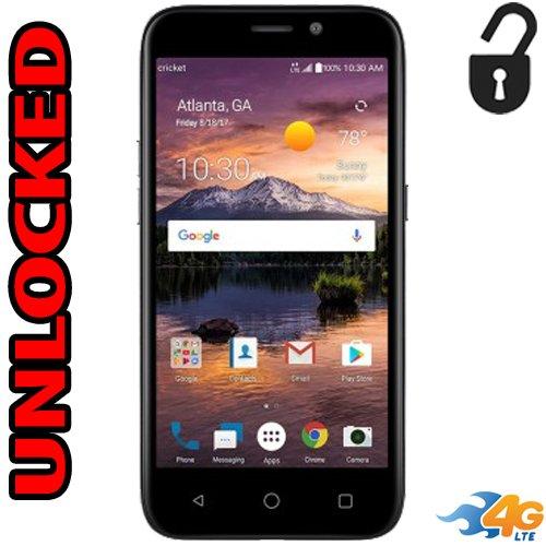 Cheap Unlocked Cell Phones Zte Prelude Plus + Unlocked 4g Lte Usa Latin & Caribbean Quad..