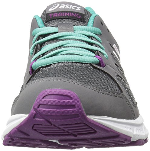 Asics Femme Gel-unifire Tr 3 Cross-trainer Chaussure Requin / Phlox / Turquoise