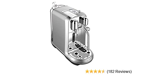 Amazon.com: Nespresso Creatista Plus Coffee and Espresso Machine by Breville, Stainless Steel: Kitchen & Dining