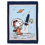 Bedtime Originals Astronaut Snoopy 4-Piece