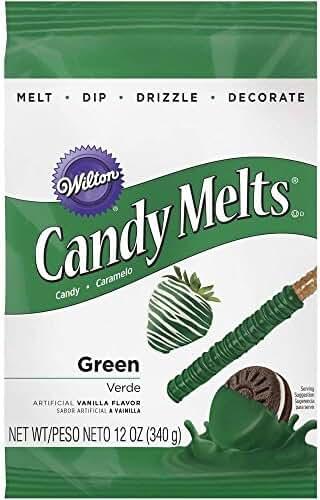 Wilton Candy Melts, Dark Green