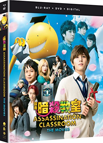 Assassination Classroom the Movies: Live Action (SUB Only) (Blu-ray/DVD Combo) by Funimation