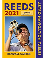 Reeds Astro Navigation Tables 2021