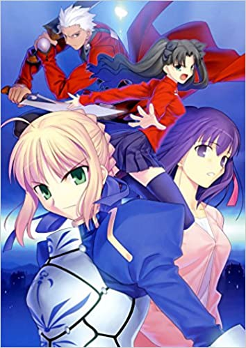 Calendrier Manga 2020.Anime Calendrier Mural 2020 12 Pages 20x30cm Fate Series