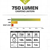 CORE-750-Lumen-CREE-LED-Battery-Lantern-4-D-batteries-Camp-Lantern-Emergency-Lantern