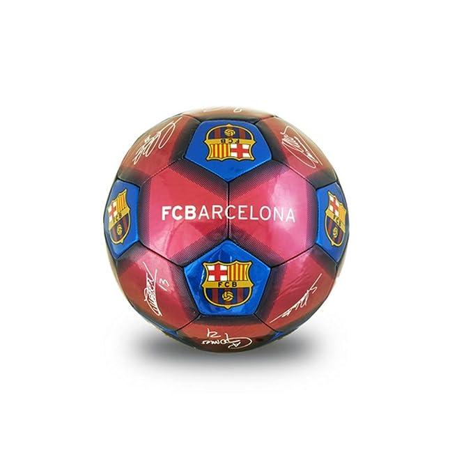 Spot On Gifts - Balón de fútbol Modelo React con firmas (Tamaño 1 ...