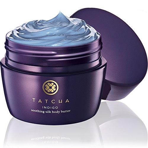 Tatcha Indigo Soothing Silk Body - Cream Indigo