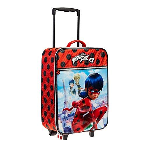 KARACTERMANIA Kindergepäck, rot (rot) - 30936