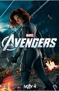 Amazon.com: Avengers: Age of Ultron (2015) - Character Black Widow ...