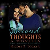 Second Thoughts: A Novella: First Impressions, Book 2 | Nicole R. Locker