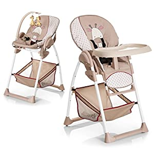 hauck sit n relax highchair giraffe baby. Black Bedroom Furniture Sets. Home Design Ideas