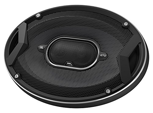 JBL GTO938 GTO Series 6x9' 300W 3 Way Black Car Coaxial Audio Speakers Stereo