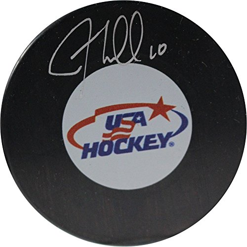 J.T. Miller Autographed USA Hockey - Usa T-online