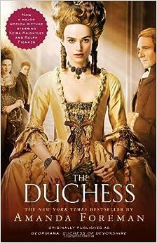 Book The Duchess Reprint edition by Foreman, Amanda (2008)
