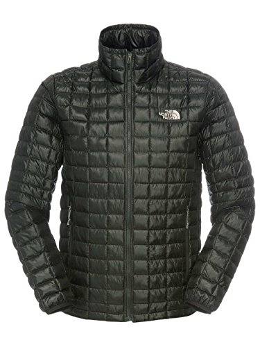 The North Face Men's Thermoball Full Zip Jacket, TNF Black, 2XL