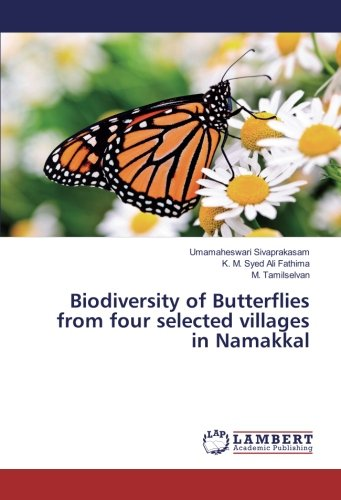 Biodiversity of Butterflies from four selected villages in Namakkal