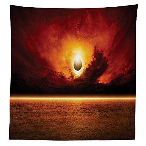 Umbrella Eclipse White Black Cover - 7