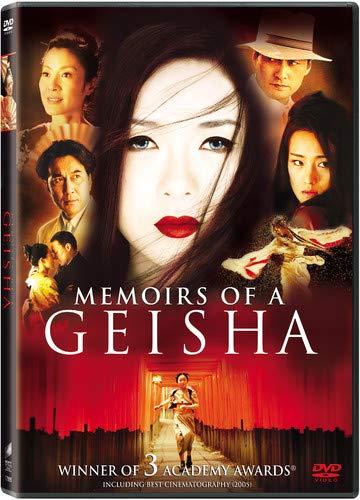 Memoirs of a Geisha (Single Disc Version)