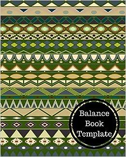balance book template bank transaction register insignia accounts