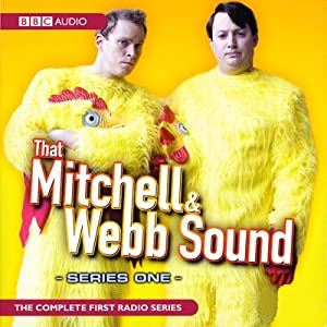 That Mitchell and Webb Sound: Radio Series 1 Radio/TV Program