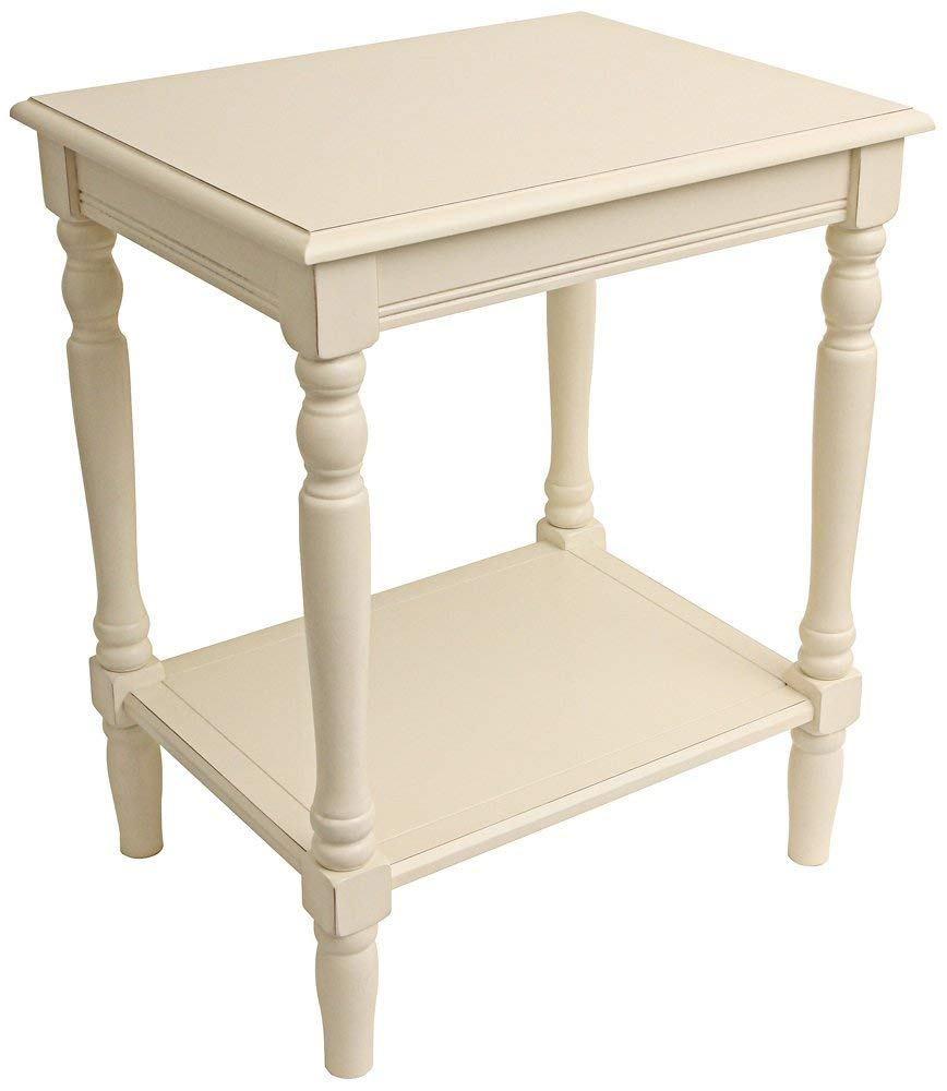 Decor Therapy FR1803 Table, White