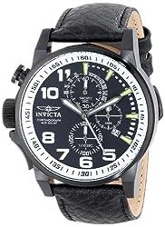 Invicta Men's INVICTA-14476 Force Analog Display Japanese Quartz Black Watch
