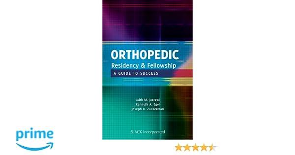 Orthopedic Fellowship