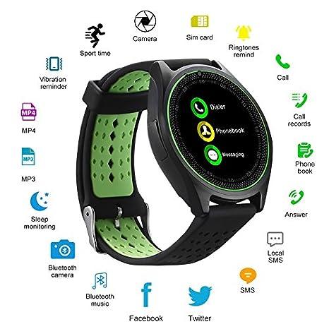 V8 Smartwatch Firmware