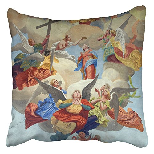 Emvency Decorative Throw Pillow Covers Cases Colorful Interior