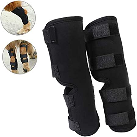 dog leg brace for torn acl
