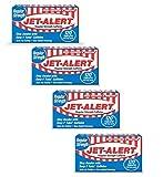 Jet-Alert 100 MG Each Caffeine Tab 120 Count (Pack of 4)