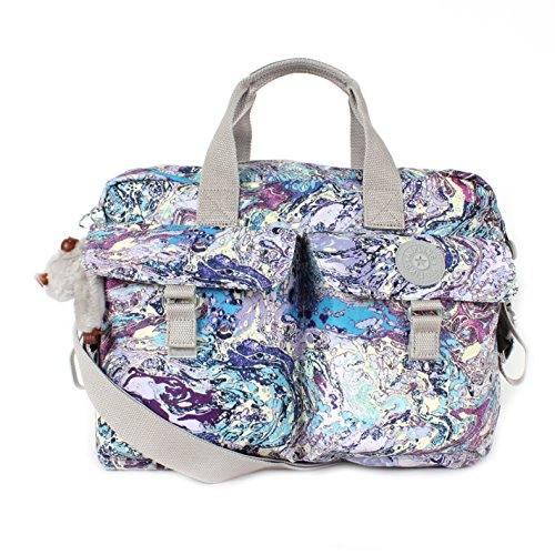 Diaper Bag Nursery - Kipling New Baby Bag with Changing Mat Marble Multi