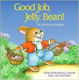 Book Good Job, Jellybean by Amye Rosenberg (1992-02-01)