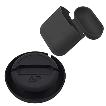 Gazechimp Estuche de Protección para Auriculares Inalámbricos Silicona + Cargador Portátil Soporte Muelle Sensaciones Durable: Amazon.es: Electrónica