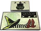 Oz Wicked Witch Hat Calendar Note Pad Set 2019-20 & Debit Card Holder w/Register